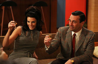 Mad Men watch party
