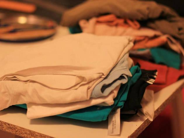 Renova la Roba clothing exchange