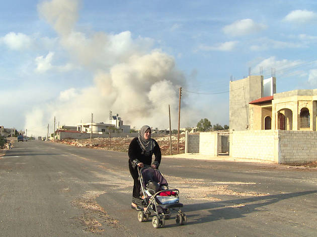 Syria: Across the Lines