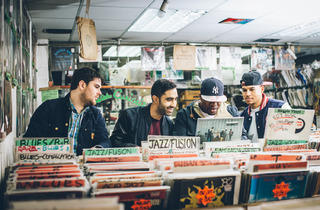 Rudimental (© Danny North)