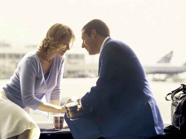 Romantic movie: Punch-Drunk Love