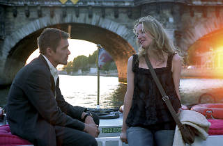 Romantic movie: Before Sunset