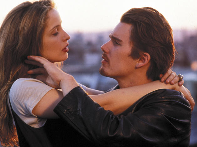 Romantic movie: Before Sunrise