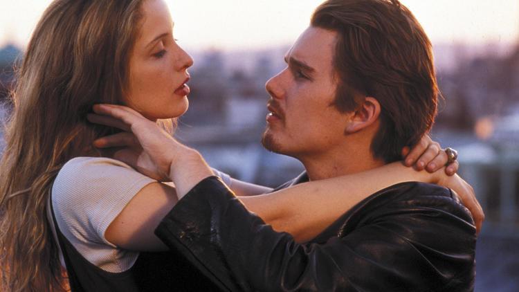Romantic movie: Before Sunrise