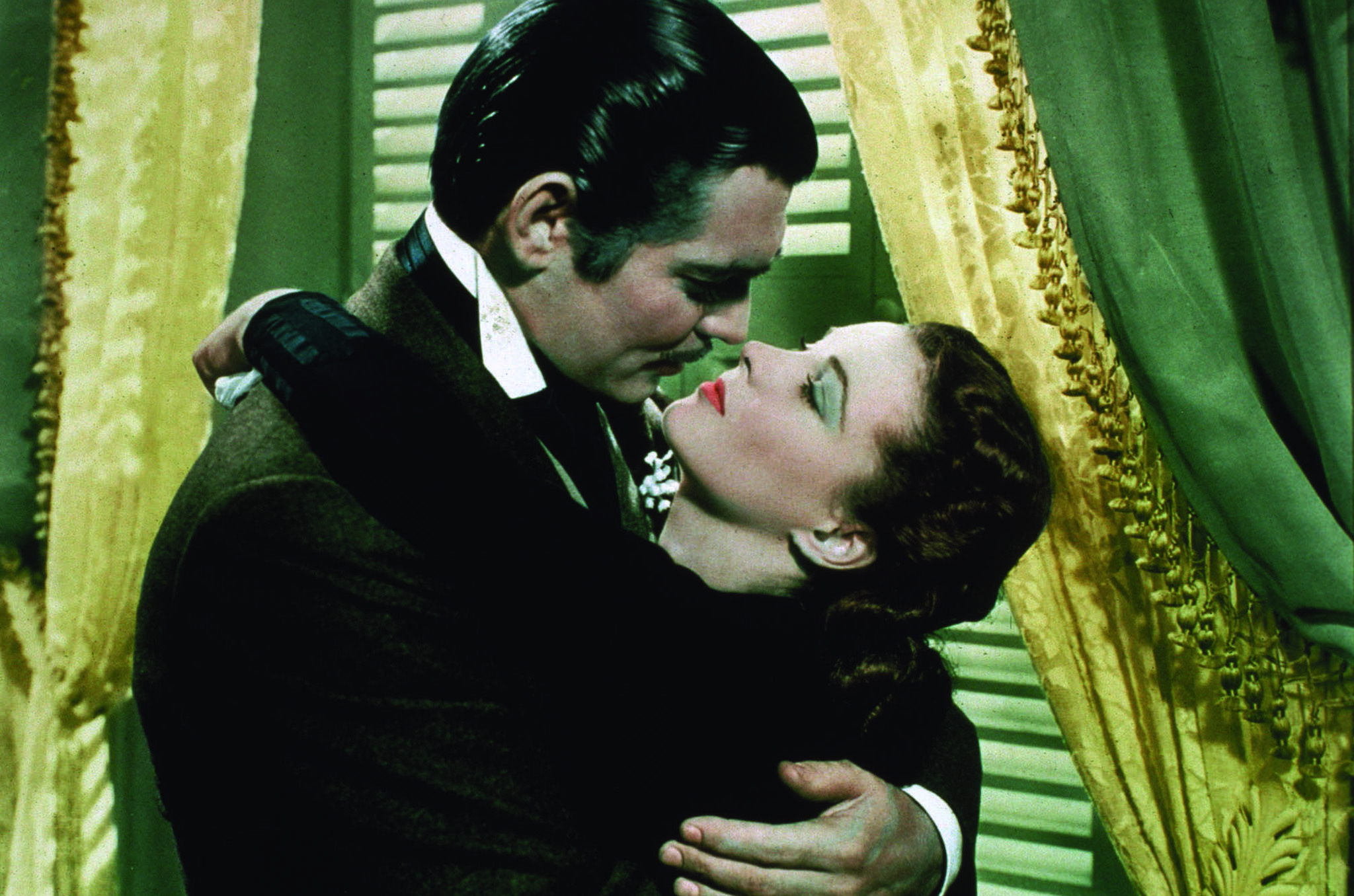 Romantic movie: Gone with the Wind