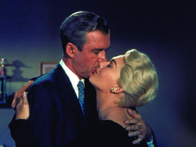 Romance movie: Vertigo