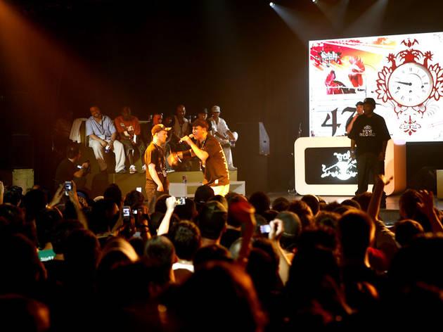 Red Bull Batalla de los Gallos 2014: Final