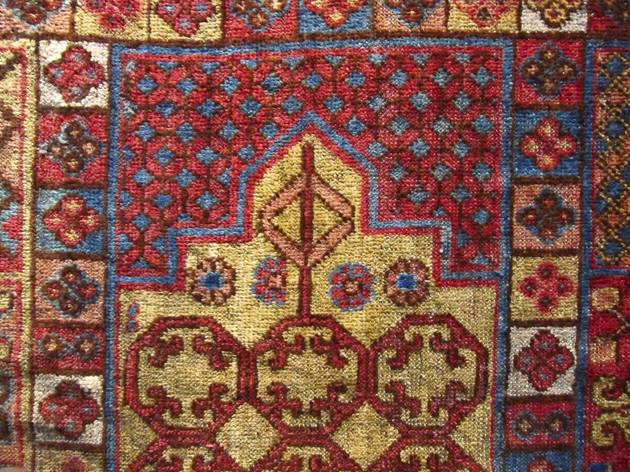 LARTA: The London Antique Rug and Textile Art Fair