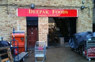 Deepak Food and Wine