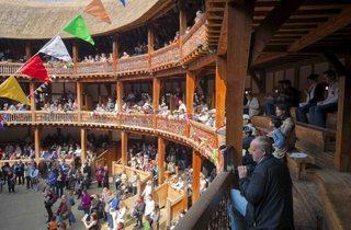 Shakespeare's Birthday Celebrations at Shakespeare's Globe