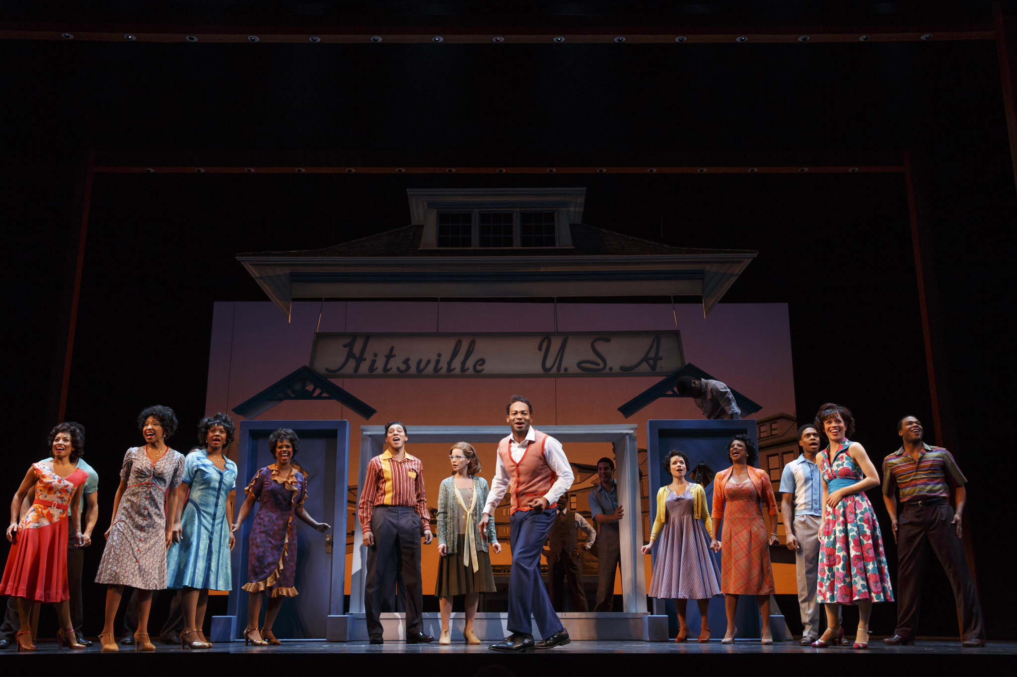 Motown—The Musical