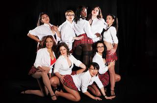 Burlesque Bikini Productions: Hot for Teacher