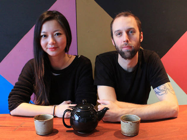 Vicky Chow and Owen Weaver