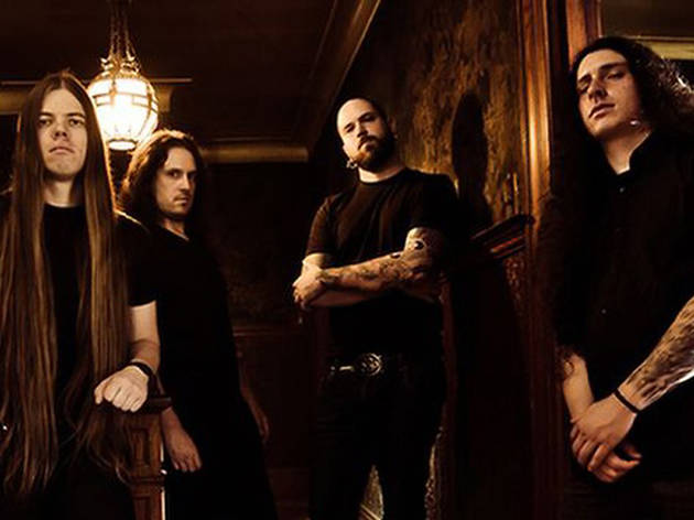 Cryptopsy + Cattle Decapitation + Decrepit Birth