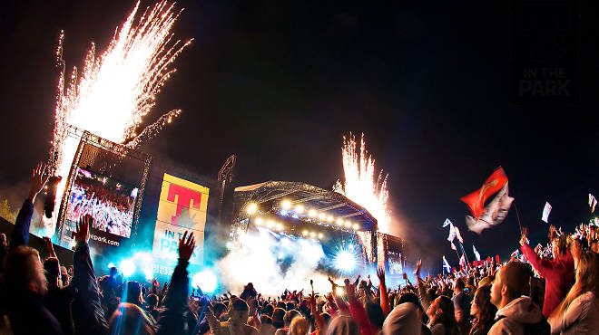 Win top festival tickets