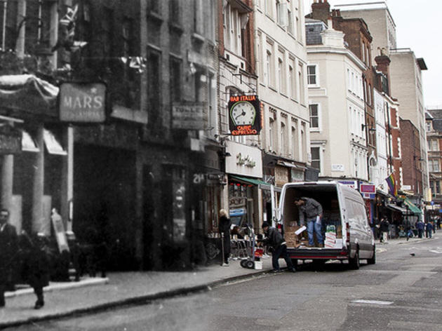 Soho then and now