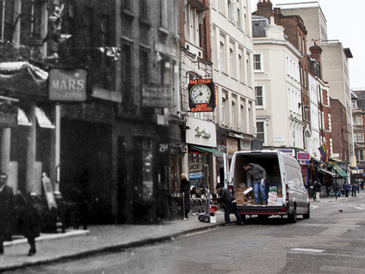 Soho: then and now