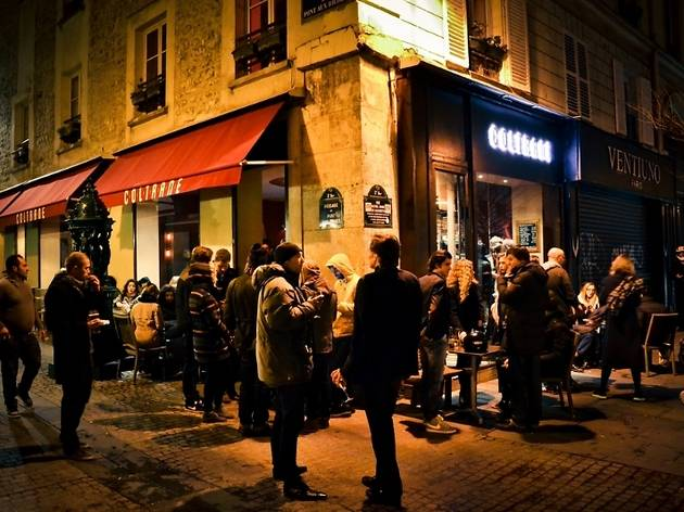 (Le Coltrane / © Clemjou & Ophélie Gerullis)