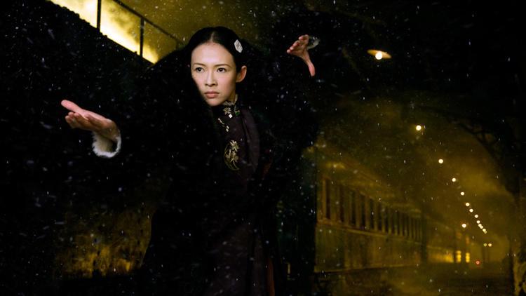 'The Grandmaster' (de Wong Kar-wai)