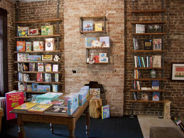 powerHouse on 8th, one of the best new book stores in NYC