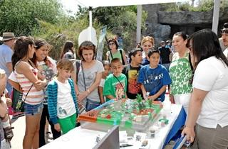 LA Zoo Earth Day Expo