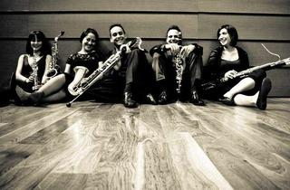 Residents 2013-2014: Barcelona Reed Quintet