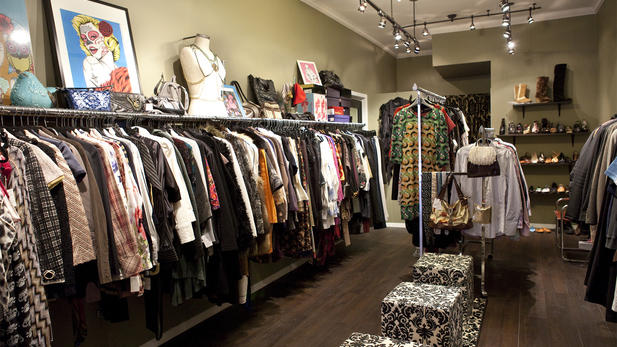 Where Can I Buy Used Designer Clothing NYC Consignment