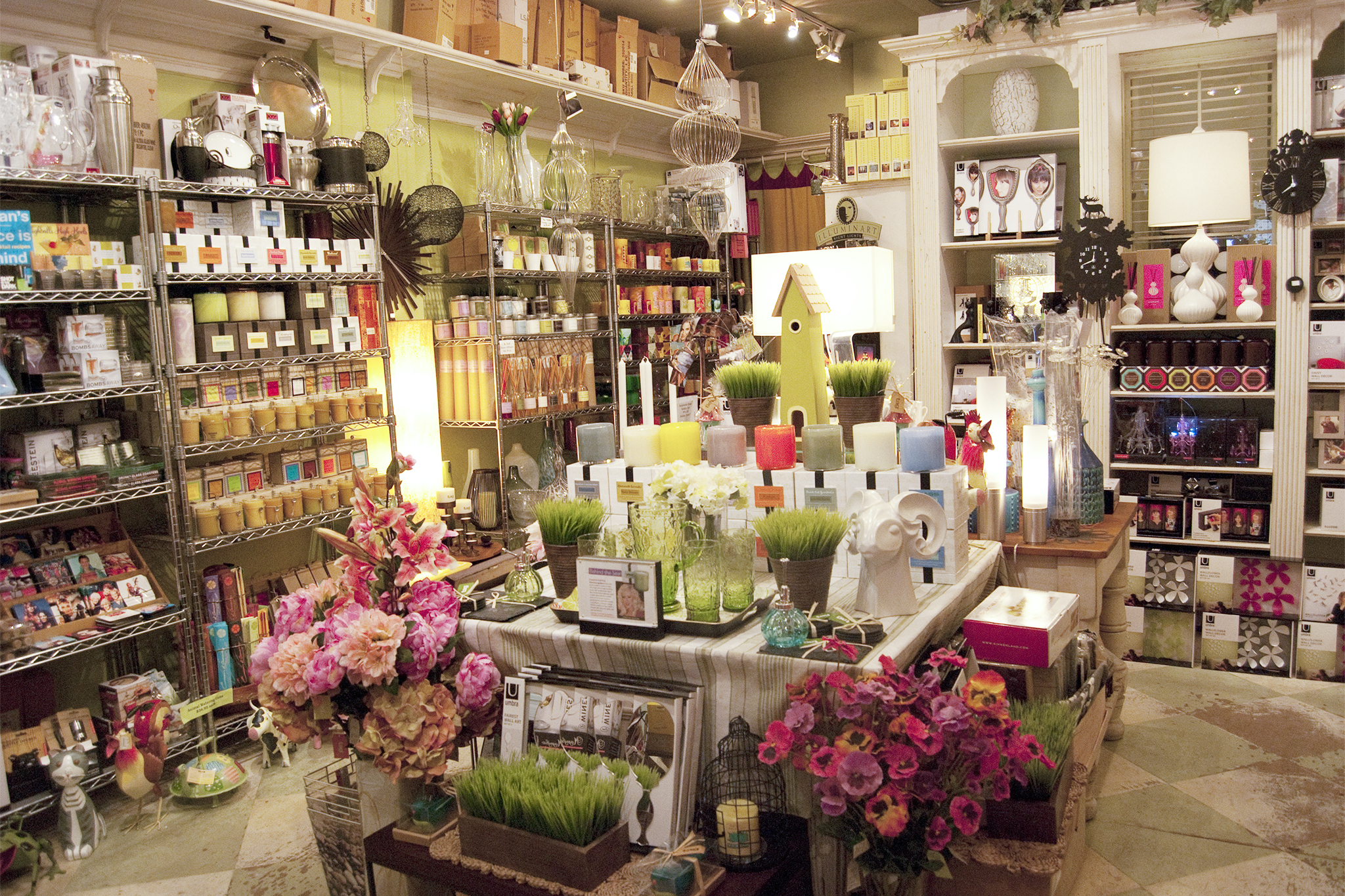Home decor stores in nyc for decorating ideas and home furnishings - Boutique deco new york ...