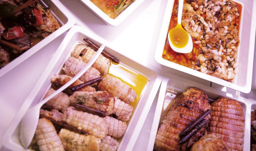 Menjar per anar de pícnic