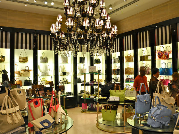 The best department stores in NYC
