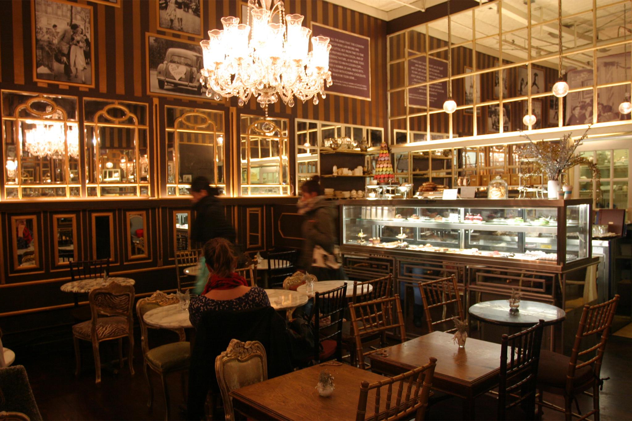 Truffles Nyc Restaurant