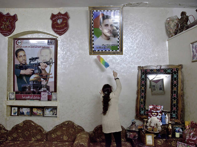 ('Sans titre (Death no. 33)', Palestine, 2011-2012 / Courtesy de l'artiste / © Ahlam Shibli)