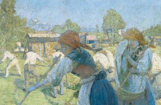 Les impressionnistes slovènes et leur temps, 1890-1920