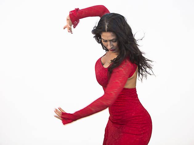 Karime Amaya ((c) Raul Esteve)