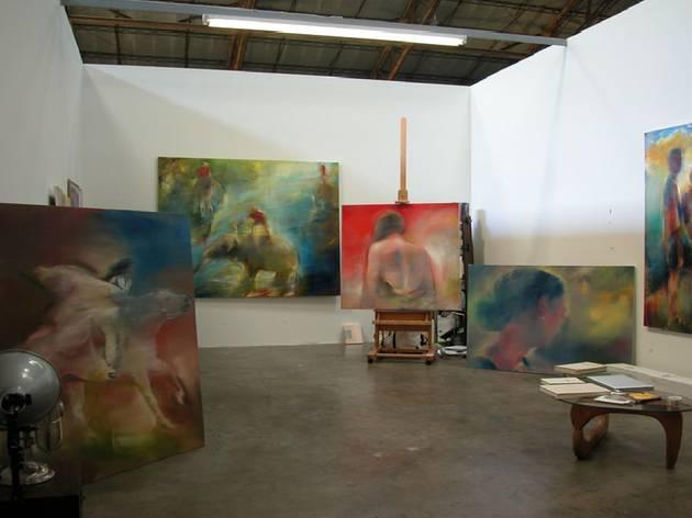 Santa Monica Art Studios (SMAS)