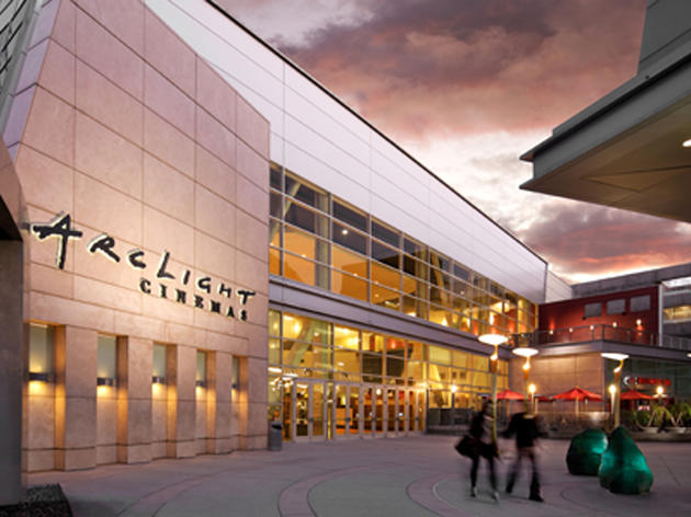 Best movie theater: ArcLight Hollywood
