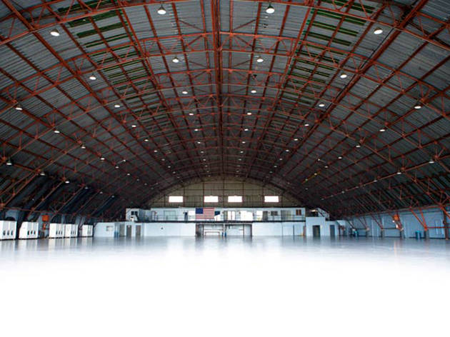 Barker Hangar