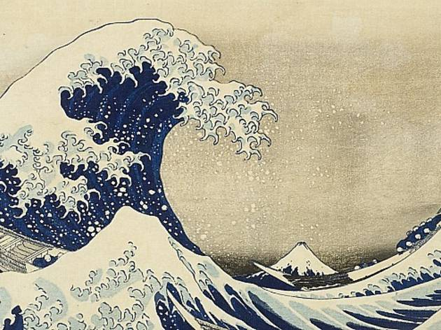 Japanese Prints: Hokusai at LACMA