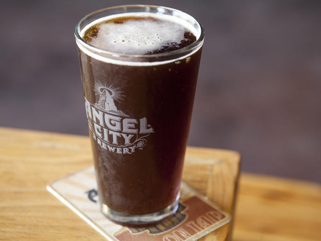 Best local suds: Angel City Brewery