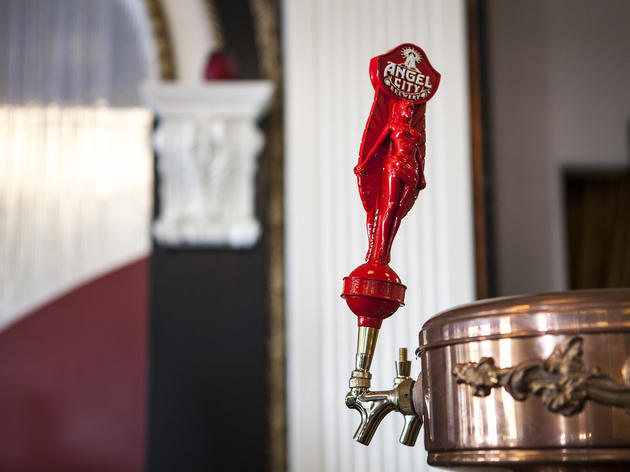 Your beer could come out of this tap.