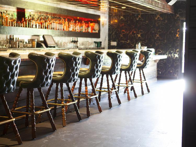 Koreatown bars