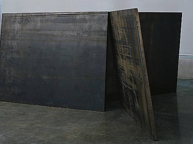 Richard Serra: Double Rifts