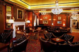 The Bar and Lounge At The Goring