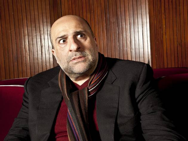Omid Djalili – Live: Edinburgh Preview