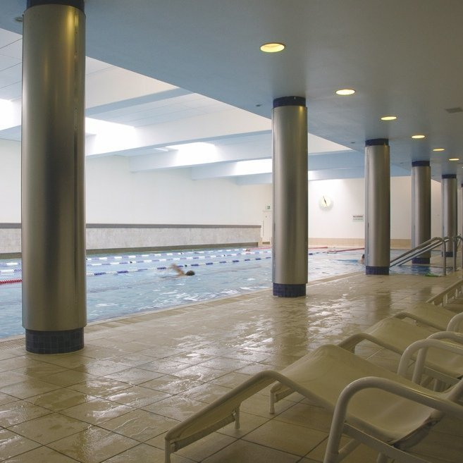 The Laboratory swimming pool