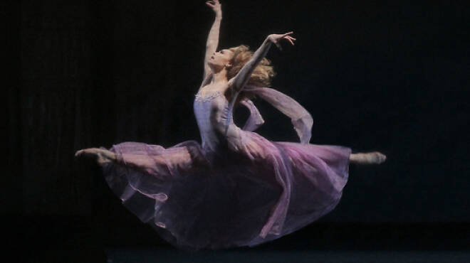 Sara Mearns, New York City Ballet