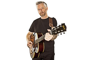 Billy Bragg + Billy the Kid