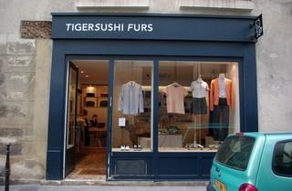 Tigersushi Furs (© PBA/ Time Out Paris)