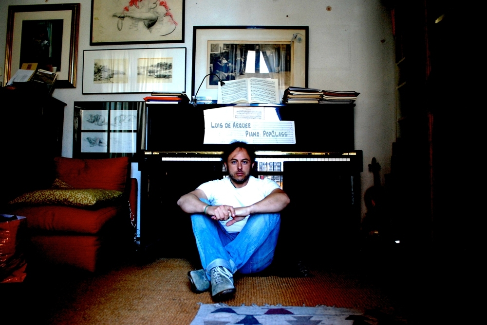 Luis de Arquer: Només Piano
