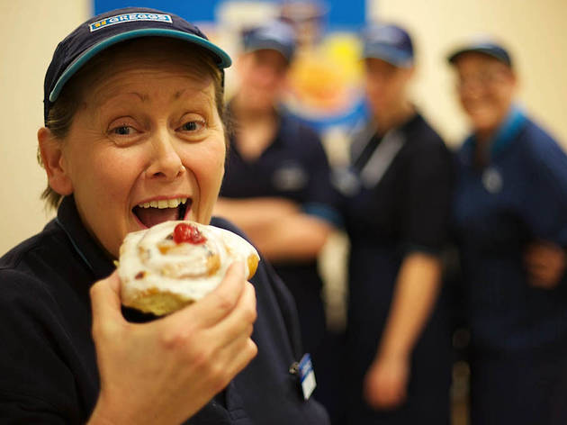 Greggs: More than Meats the Pie